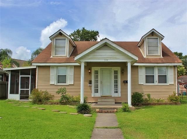 344-.5 Oak Avenue, Harahan, LA 70123 (MLS #2186576) :: Watermark Realty LLC
