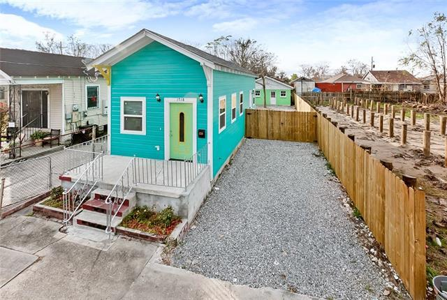 1718 Clouet Street, New Orleans, LA 70117 (MLS #2186632) :: Amanda Miller Realty