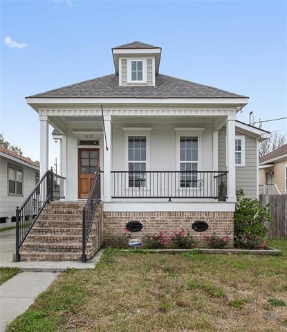 5232 Music Street, New Orleans, LA 70122 (MLS #2186637) :: Crescent City Living LLC