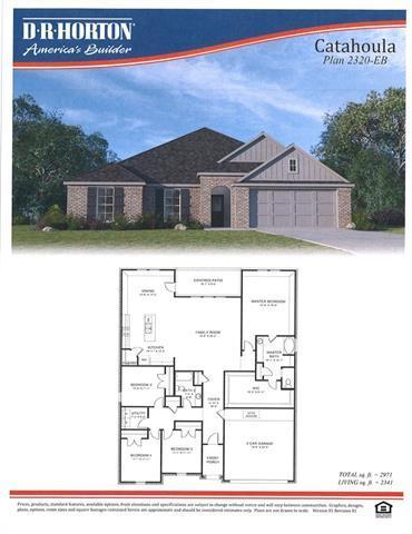 19437 Providence Ridge Drive, Hammond, LA 70403 (MLS #2186689) :: Turner Real Estate Group