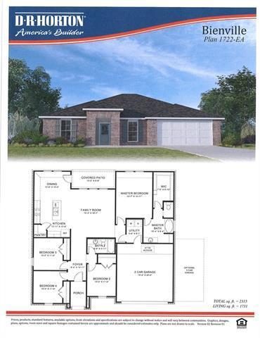 19455 Providence Ridge Drive, Hammond, LA 70403 (MLS #2186693) :: Turner Real Estate Group