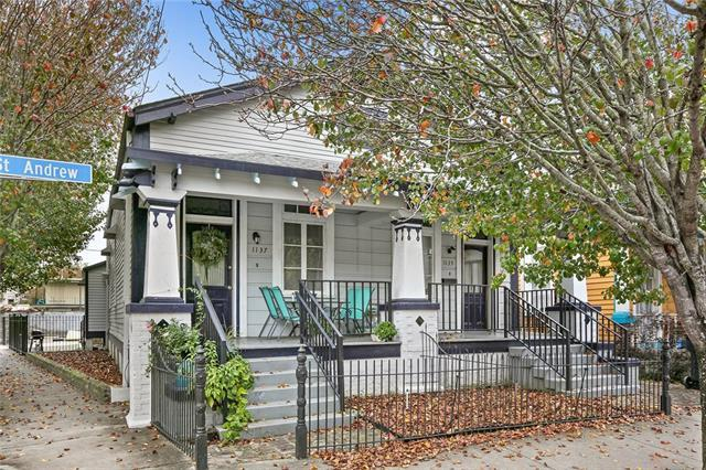 1135-39 St Andrew Street, New Orleans, LA 70130 (MLS #2186750) :: Crescent City Living LLC