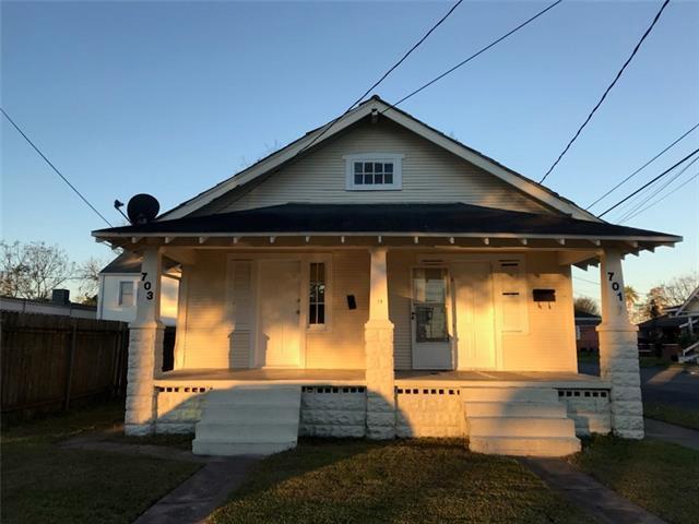 701 Franklin Avenue, Gretna, LA 70053 (MLS #2186773) :: Crescent City Living LLC