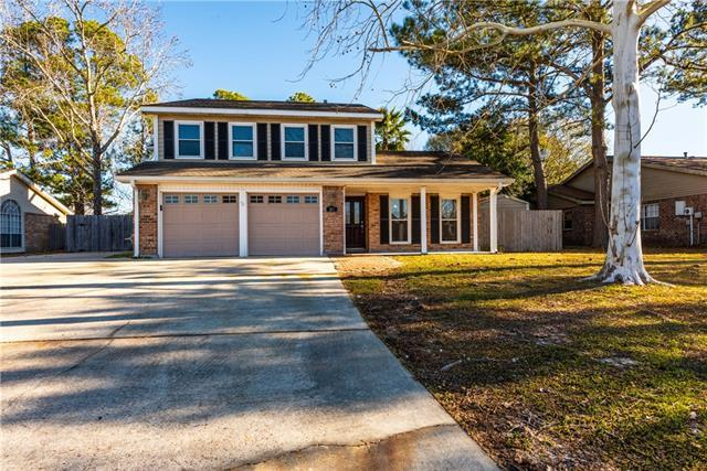 107 Silverwood Drive, Slidell, LA 70461 (MLS #2186808) :: Crescent City Living LLC