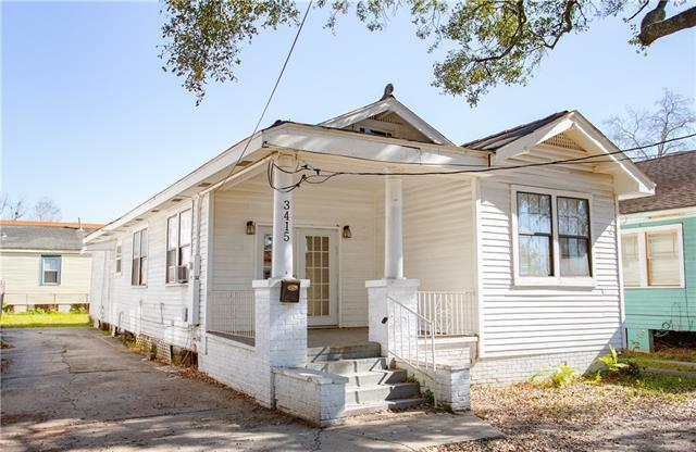 3415 Franklin Avenue, New Orleans, LA 70122 (MLS #2186845) :: Parkway Realty