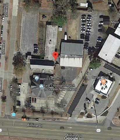 8121 Airline Drive, Metairie, LA 70003 (MLS #2186946) :: Inhab Real Estate