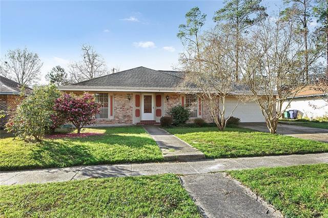 1550 Lakewood Drive, Slidell, LA 70458 (MLS #2186963) :: Crescent City Living LLC