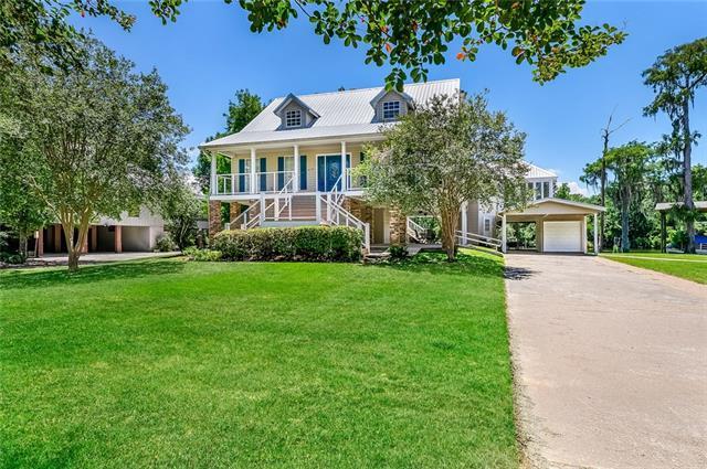 69035 Riverbend Drive, Covington, LA 70433 (MLS #2186981) :: Turner Real Estate Group