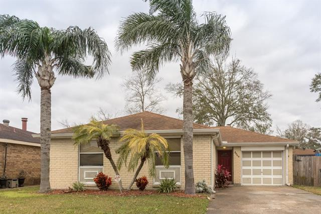 5049 Oak Bayou Avenue, Marrero, LA 70072 (MLS #2187046) :: Turner Real Estate Group