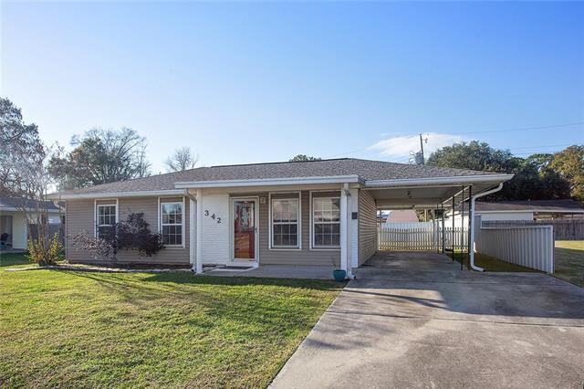 342 Heritage Avenue, Terrytown, LA 70056 (MLS #2187062) :: Crescent City Living LLC