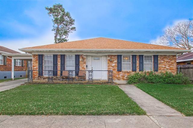 1900 Mason Smith Avenue, Metairie, LA 70003 (MLS #2187086) :: Turner Real Estate Group
