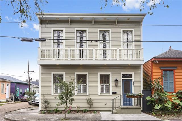 447 Seventh Street, New Orleans, LA 70115 (MLS #2187099) :: Crescent City Living LLC