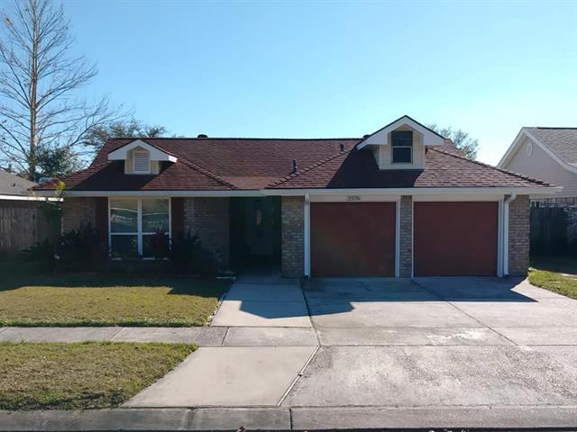 2576 Longbranch Drive, Marrero, LA 70072 (MLS #2187113) :: Turner Real Estate Group