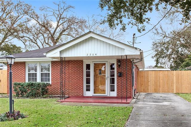 2204 Illinois Avenue, Kenner, LA 70062 (MLS #2187171) :: Amanda Miller Realty