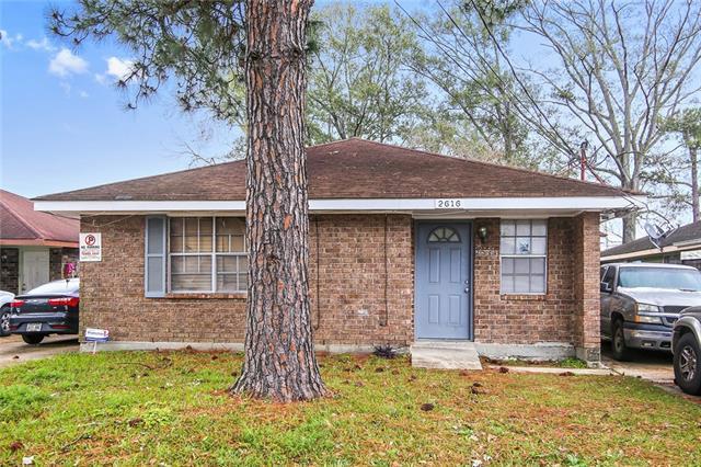 2616 Tifton Street, Kenner, LA 70062 (MLS #2187203) :: Watermark Realty LLC