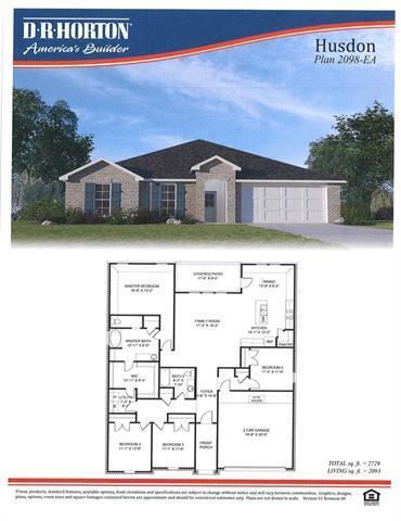 42445 Evangeline Drive, Hammond, LA 70403 (MLS #2187506) :: Turner Real Estate Group
