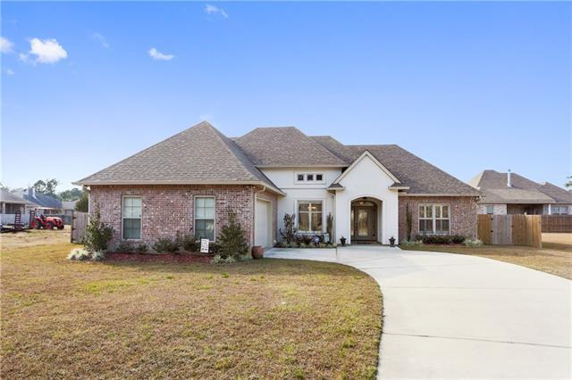 313 Palermo Drive, Slidell, LA 70458 (MLS #2187543) :: Turner Real Estate Group