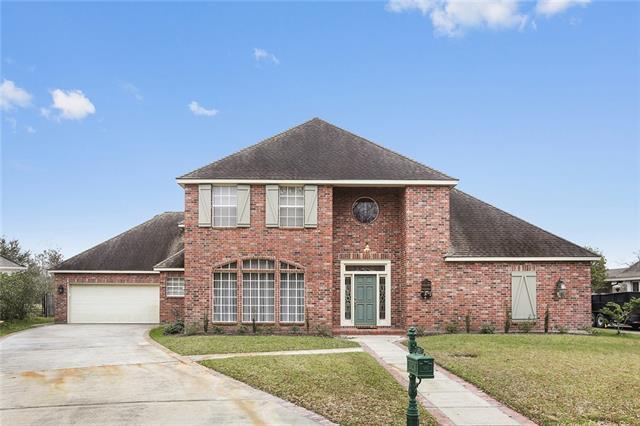 96 Lakewood Estates Drive, New Orleans, LA 70131 (MLS #2187546) :: Crescent City Living LLC