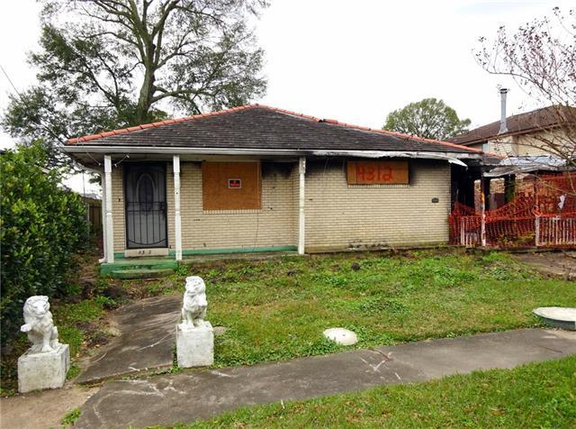 4312 Anthony Street, Metairie, LA 70001 (MLS #2187565) :: Turner Real Estate Group