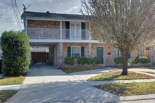 1051 Homestead Avenue, Metairie, LA 70005 (MLS #2187605) :: Watermark Realty LLC