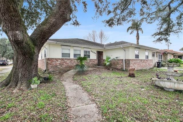 5300 Cartier Avenue, New Orleans, LA 70122 (MLS #2187665) :: Turner Real Estate Group