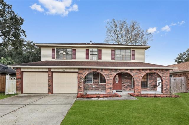 4141 Beaune Drive, Kenner, LA 70065 (MLS #2187753) :: Turner Real Estate Group