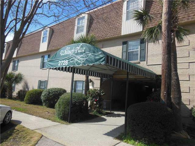 2728 Whitney Place #121, Metairie, LA 70002 (MLS #2187769) :: Crescent City Living LLC