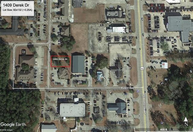 1409 Derek Drive, Hammond, LA 70403 (MLS #2187790) :: Inhab Real Estate