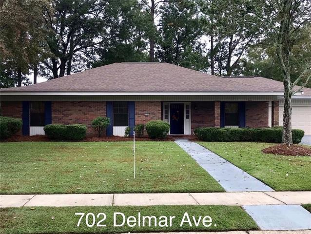 702 Del Mar Boulevard, Hammond, LA 70403 (MLS #2187792) :: The Sibley Group