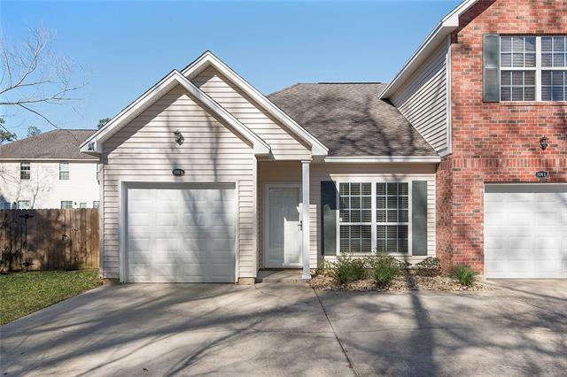 106 Covington Meadows Circle A, Covington, LA 70433 (MLS #2188125) :: Crescent City Living LLC
