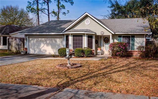 444 Pine Cone Lane, Slidell, LA 70458 (MLS #2188225) :: Inhab Real Estate