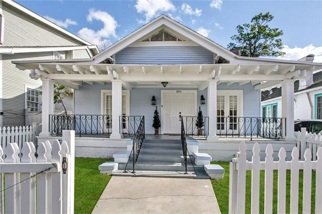 2821 Audubon Street, New Orleans, LA 70125 (MLS #2188259) :: ZMD Realty