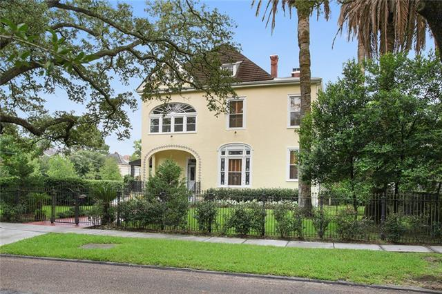 4706 St. Charles Avenue, New Orleans, LA 70115 (MLS #2188260) :: ZMD Realty