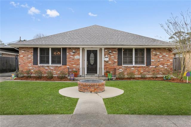 1913 Cammie Avenue, Metairie, LA 70003 (MLS #2188508) :: Crescent City Living LLC