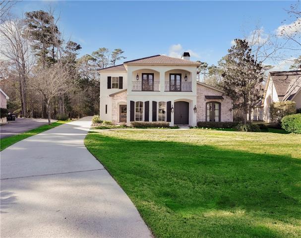146 Fontainbleau Drive, Mandeville, LA 70471 (MLS #2188516) :: Turner Real Estate Group