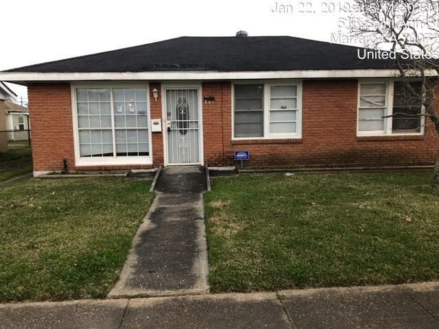 521 Saint Ann Street, Marrero, LA 70072 (MLS #2188830) :: Turner Real Estate Group