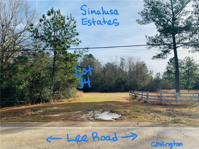 N Lee Road, Covington, LA 70435 (MLS #2188867) :: Amanda Miller Realty