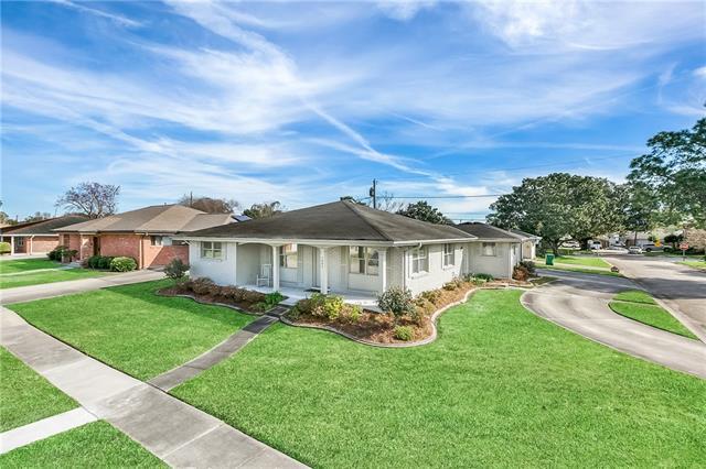 1001 Andrews Avenue, Metairie, LA 70005 (MLS #2188897) :: Crescent City Living LLC
