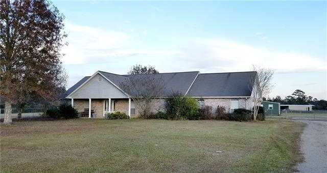 51164 Allen Drive, Loranger, LA 70446 (MLS #2189048) :: Crescent City Living LLC