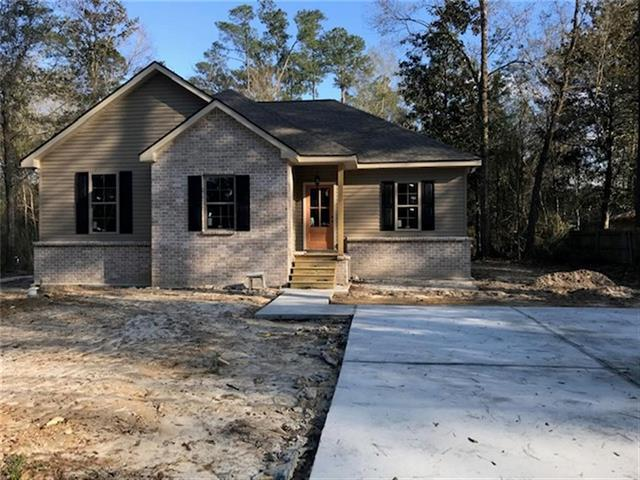 61176 Anchorage Drive, Lacombe, LA 70445 (MLS #2189126) :: Turner Real Estate Group