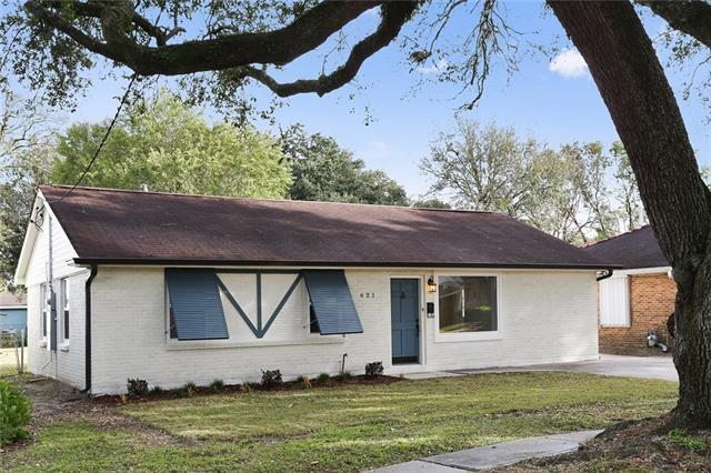 621 N Sibley Street, Metairie, LA 70003 (MLS #2189128) :: Crescent City Living LLC