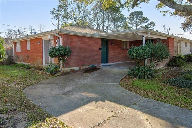 1709 N Turnbull Drive, Metairie, LA 70001 (MLS #2189153) :: Crescent City Living LLC