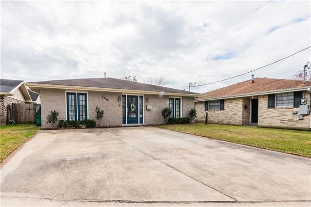 5248 Jasper Street, Metairie, LA 70006 (MLS #2189311) :: Turner Real Estate Group