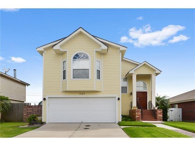 757 Dory Drive, Gretna, LA 70056 (MLS #2189609) :: Crescent City Living LLC