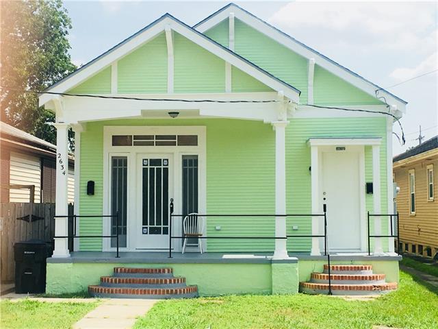 2632 Lavender Street, New Orleans, LA 70122 (MLS #2189641) :: Crescent City Living LLC