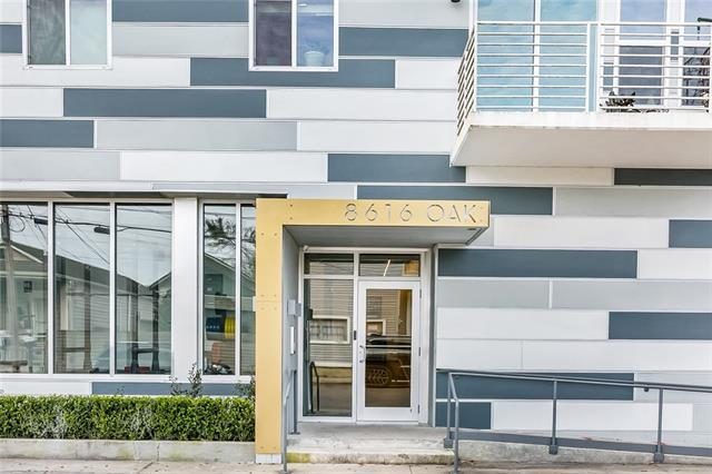 8616 Oak Street #404, New Orleans, LA 70118 (MLS #2189694) :: Turner Real Estate Group