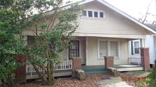 248 Montgomery Street, Bogalusa, LA 70427 (MLS #2189816) :: Watermark Realty LLC