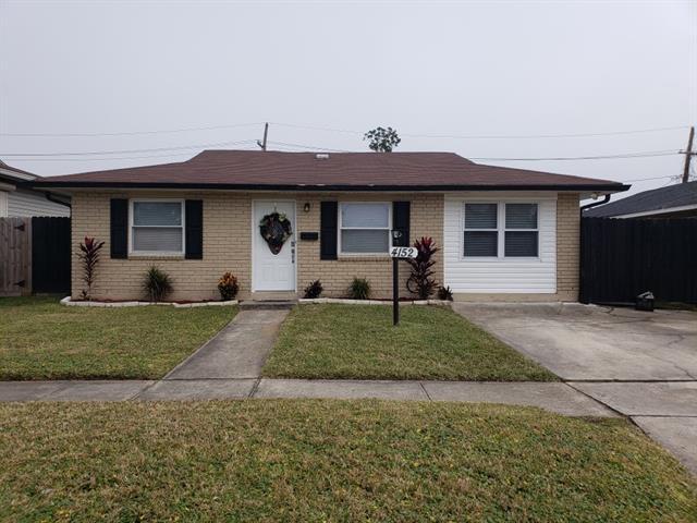 4152 Tulane Drive, Kenner, LA 70065 (MLS #2189919) :: Crescent City Living LLC
