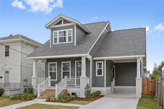 774 French Street, New Orleans, LA 70124 (MLS #2189949) :: Watermark Realty LLC