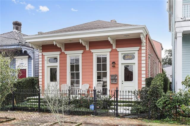 836 Fourth Street, New Orleans, LA 70115 (MLS #2190211) :: Inhab Real Estate
